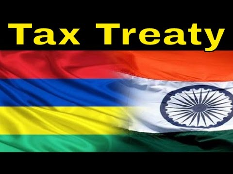 All About India's New Tax Treaty With Mauritius