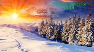 Saidi   Nature