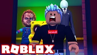THE SCARY ELEVATOR IS BACK IN ROBLOX