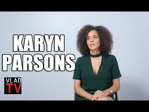 Karyn Parsons on FatherDaughter Relationship with
