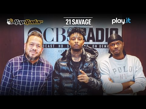 21 Savage (Full) - Rap Radar