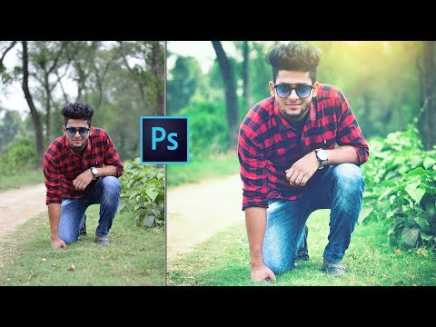 Best Actions Style Photo Color Corrections In Photoshop