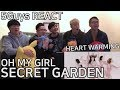 [FANBOY ALERT] OH MY GIRL - Secret Garden (5Guys MV REACT)