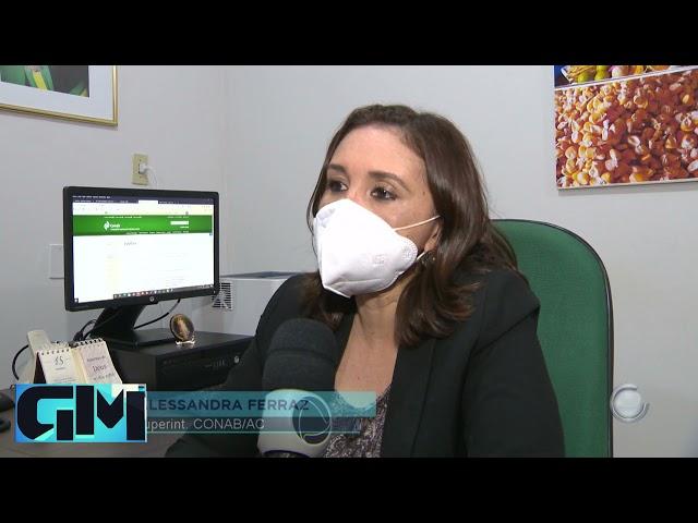 TECNOLOGIA: CONAB DESENVOLVE APLICATIVO PARA FACILITAR O REGISTRO DE PROPOSTAS