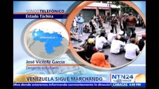"""""""La única forma que Venezuela salga adelante, es que este Gobierno cambie"""": José Vicente García"""