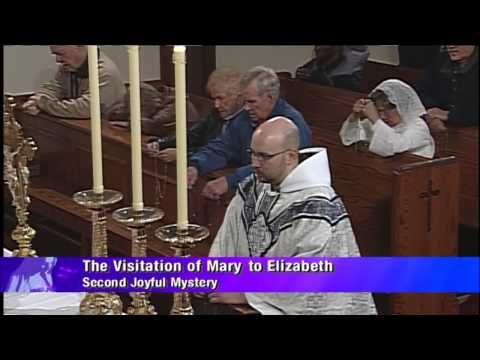 First Saturday Devotions - Feburary 2014 - Fr. John Paul Mary