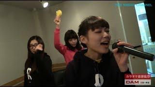 【HD】百花がカラオケで東京事変さんの能動的三分間を熱唱。 「朝からテ...