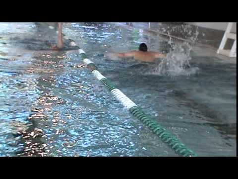 Part I of my one mile butterfly swim.
