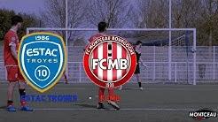 U19 Nationaux ESTAC Troyes - FC Montceau Bourgogne