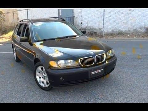 Masters Auto Sales >> 2003 BMW 3-Series 325xi All-Wheel-Drive Wagon - YouTube