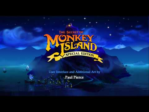 Epic  Game : The Secret of Monkey Island Special Edition