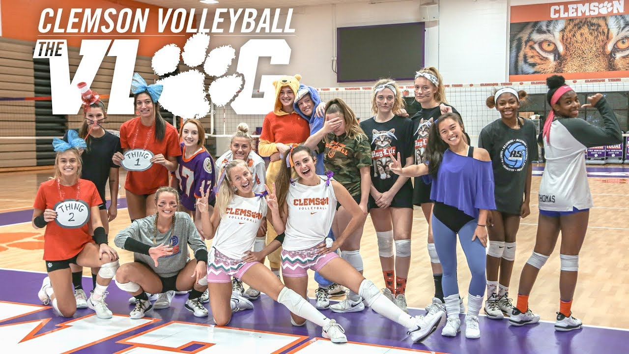 Clemson Volleyball The Vlog S3 Ep9 Clemson Tigers Official Athletics Site