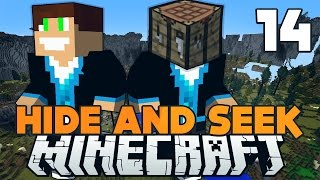 CO ZA BARAN! | Minecraft - Hide'n'Seek #14 | Vertez & Purpose