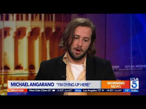 Michael Angarano on the Golden Age of Comedy in the 70's for Series
