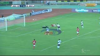 Bao la kwanza la Simba kutoka kwa Meddie Kagere; Simba vs Mbeya City (TPL 27/08/2018)
