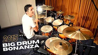 Jon Lombana - Big Drum Bonanza 2015