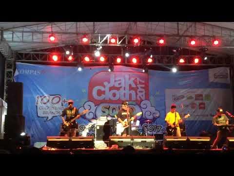 Pee Wee Gaskins Live Jakcloth Goes To Solo 2017 - Dorks Never Say Die
