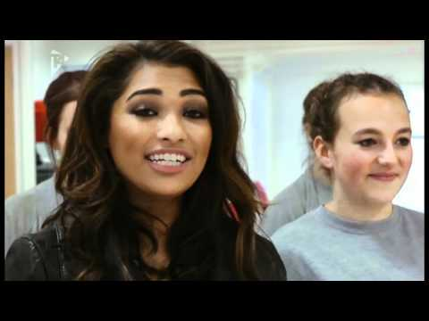 The Saturdays - What Goes On Tour... - Episode 4: Vanessa - 15th May 2011