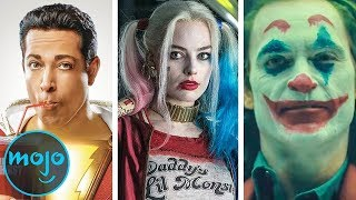 Every Single Upcoming DC Movie And TV Show
