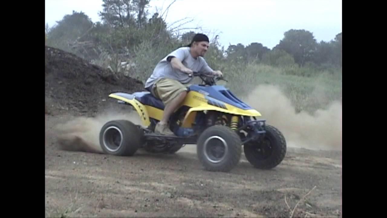 full quadzilla 500 quadzilla500 zilla 500 lt500r wheelie [ 1280 x 720 Pixel ]