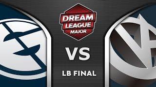 EG vs VG LB Final Leipzig Major 2020 DreamLeague 13 Highlights Dota 2