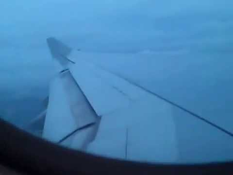 Air france a330 takeoff Freetown Lungi Airport