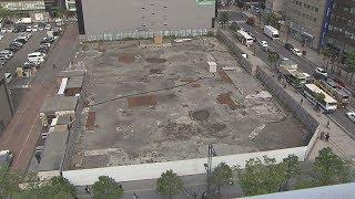 【HTBニュース】札幌駅前北4西3の西武跡地の再開発で準備組合設立