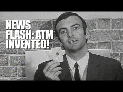 'Instant money': ATM comes to Australia (1969)