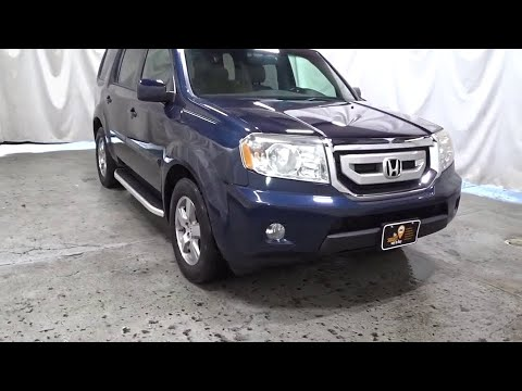 2010 Honda Pilot Hudson, West New York, Jersey City, Tenafly, Paramus, NJ HHAB036494U
