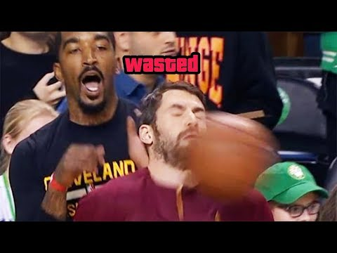 """""""Basketball To The FACE"""" Moments"""