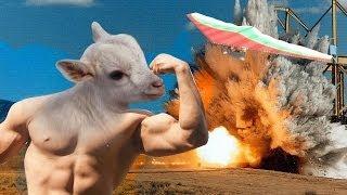 """IM A BADASS"" - Goat Simulator"