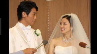 永井大 中越典子の花嫁姿に感激「すごいキレイ ドキドキした」 スポニチ...