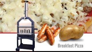 Swag Daddy Original Recipe - Sausage & Egg Breakfast Pizza