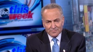 Charles Schumer 'This Week' Interview: New York Senator on Government Shutdown