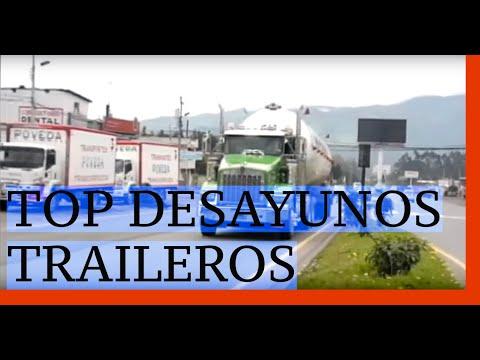 TOP DESAYUNOS TRAILEROS