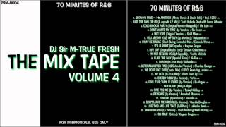 "RnB Non Stop Mix ""The Mix Tape Vol.4"" 70 MINUTES OF R&B"