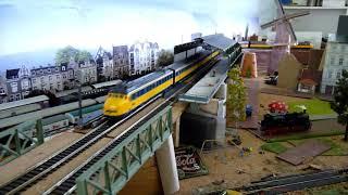 Nederlands treinen in HO schaal, Lima Hondekoppen en DDM ( tijger )