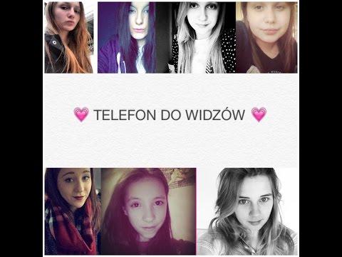 ❤ TELEFON DO WIDZÓW ❤
