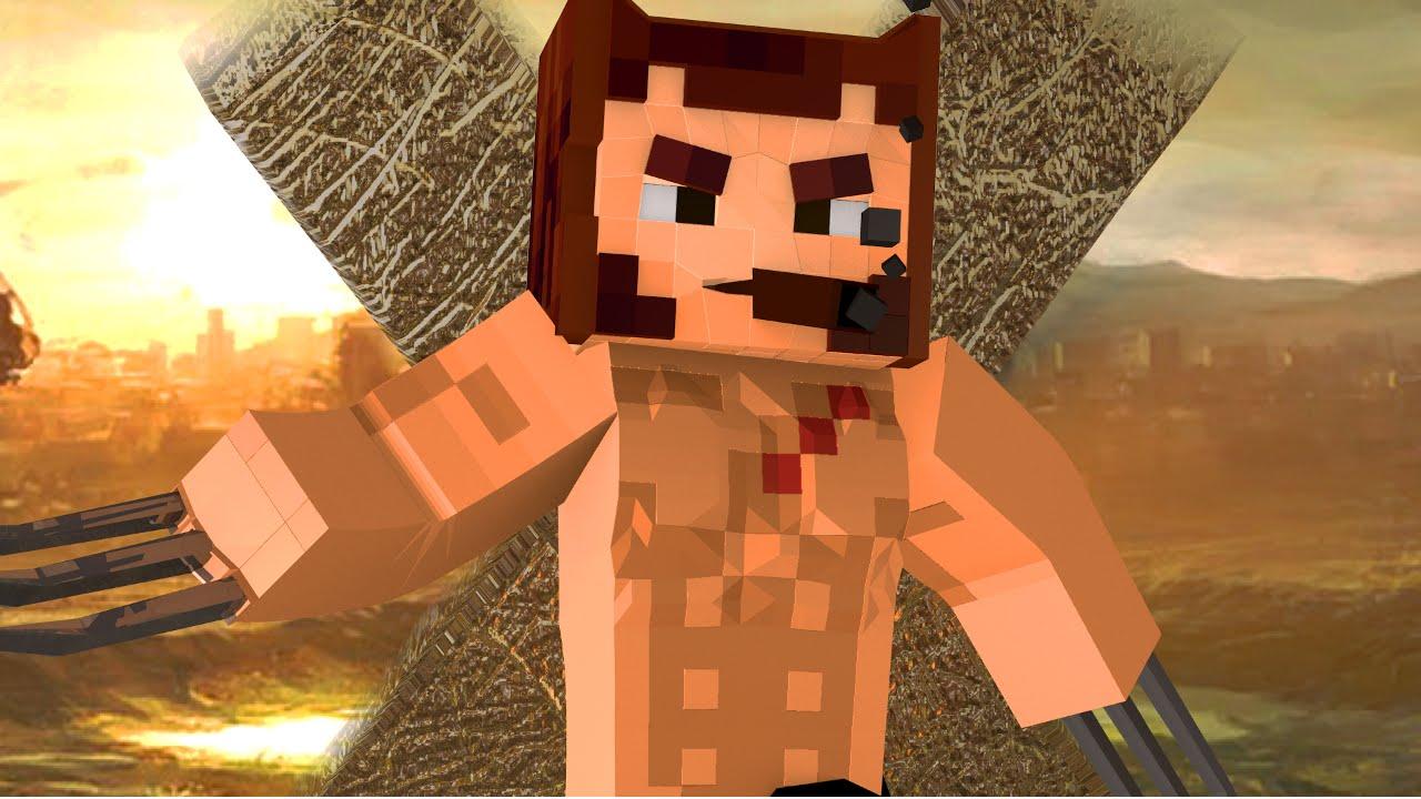 Minecraft crazy craft 3 0 ep 60 wolverine madness for The atlantic craft minecraft