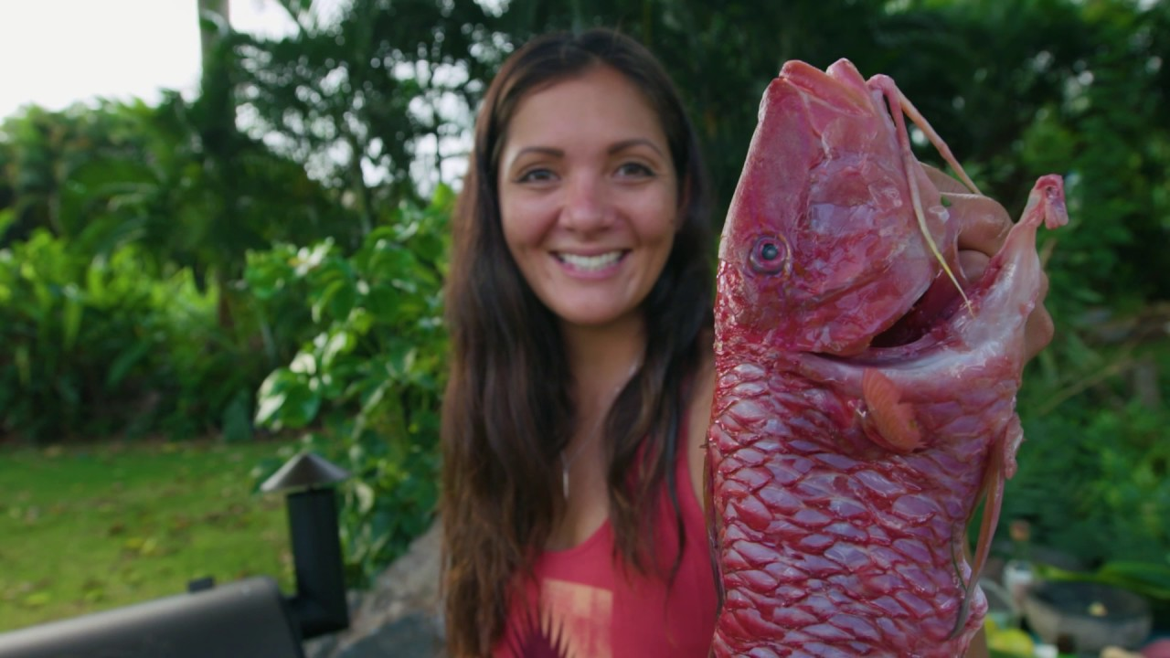 Professional Spearfisher Kimi Werner thumbnail
