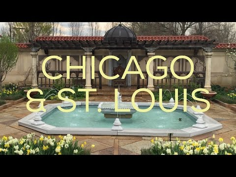 CHICAGO & ST. LOUIS | TRAVEL DIARY