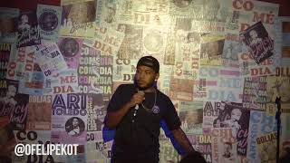 AMIGO CRENTE - STAND-UP COMEDY