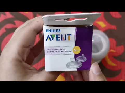 Philips Avent silicone spouts review + trick to save money #PhilipsAvent #Avent #SippyCup #spout