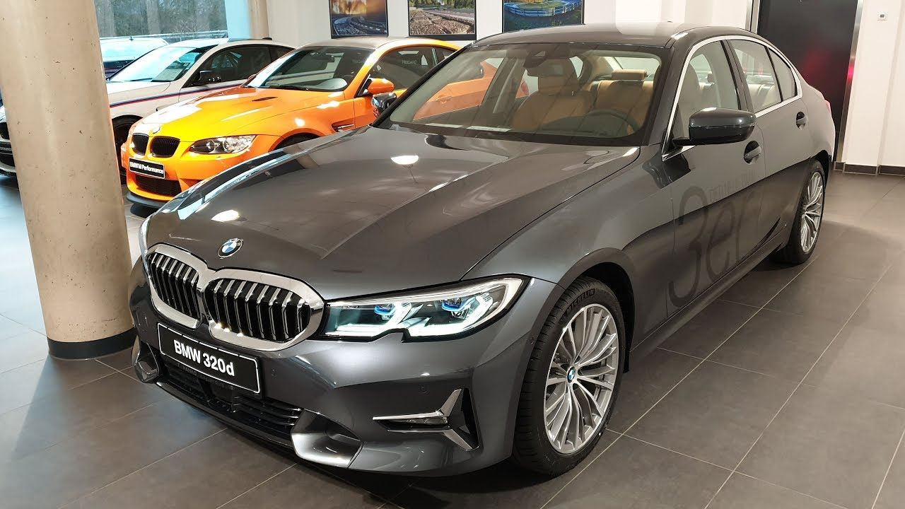 2019 Bmw 320d Xdrive Limousine Modell Luxury Line Bmw View