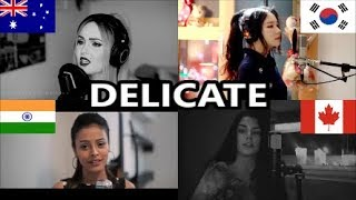 Who Sang It Better: Delicate - Taylor Swift (South Korea, India, Canada, Australia)