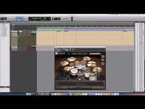 Using EZ Drummer To Build Custom Drum Tracks - TheRecordingRevolution.com