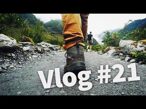 WESTCOAST - Travel New Zealand - Vlog #21