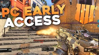 Black Ops 4 Beta PC Gameplay! (EARLY ACCESS Stream)