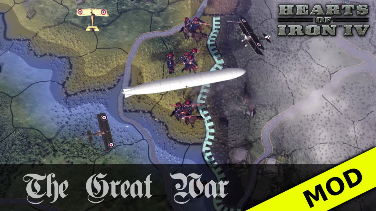 Steam Community :: Video :: Hearts of Iron IV: The Great War
