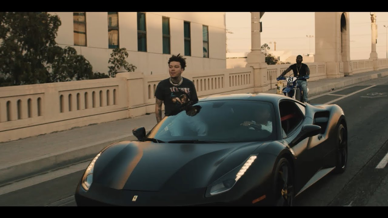 Phora – Traumatized ft. Toosii [Official Music Video]